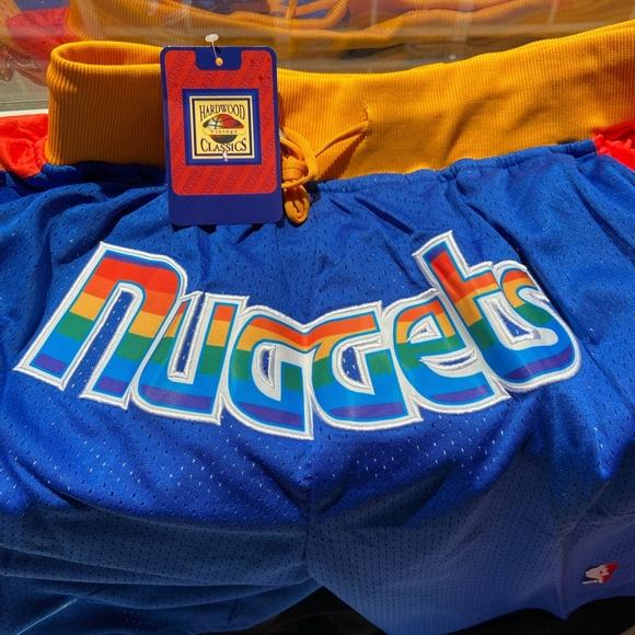 """Denver Nuggets """"Just Don"""" shorts"""